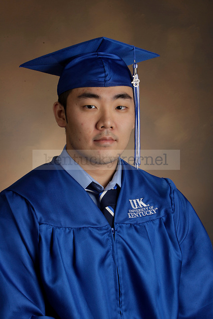 Kim, Seon Gu photographed during the Feb/Mar, 2013, Grad Salute in Lexington, Ky.