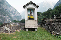Valle Bavona, Vallemaggia, Ticino