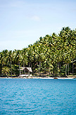 INDONESIA, Mentawai Islands, small thatched hut on a remote island