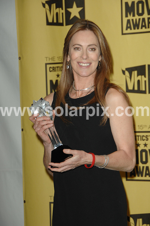**ALL ROUND PICTURES FROM SOLARPIX.COM**.**SYNDICATION RIGHTS FOR UK, AUSTRALIA, DENMARK, PORTUGAL, S. AFRICA, SPAIN & DUBAI (U.A.E) ONLY**.15th Annual Critics' Choice Movie Awards Press Room at the The Hollywood Palladium , Hollywood, CA, USA. 15 January 2010..This pic: Kathryn Bigelow..JOB REF: 10479 PHZ Charlotte   DATE: 15_01_2010.**MUST CREDIT SOLARPIX.COM OR DOUBLE FEE WILL BE CHARGED**.**MUST NOTIFY SOLARPIX OF ONLINE USAGE**.**CALL US ON: +34 952 811 768 or LOW RATE FROM UK 0844 617 7637**
