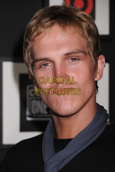 JASON MEWES.Target & Converse One Star Movie Awards After Party at The Lot,Hollywood, California, USA..June 1st, 2008.headshot portrait funny face lips mouth puckering .CAP/ADM/BP.©Byron Purvis/AdMedia/Capital Pictures.