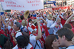 Middlesbrough 0 Sevilla 4, 10/05/2006. Philips Stadion, UEFA Cup Final. Photo by Paul Thompson.