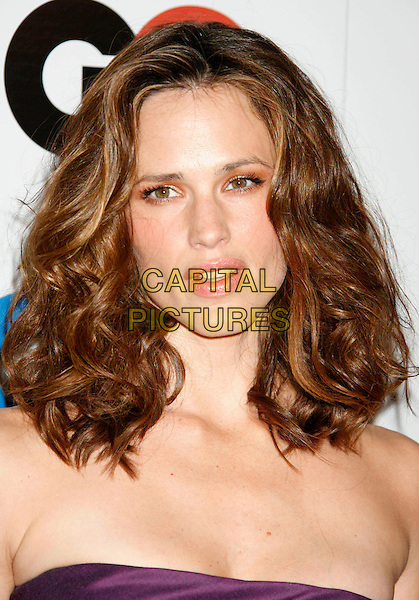 JENNIFER GARNER.2006 GQ Men of the Year Awards held at the Sunset Tower Hotel, West Hollywood, USA..November 29th, 2006.headshot portrait strapless.CAP/ADM/RE.©Russ Elliot/AdMedia/Capital Pictures