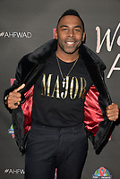 LOS ANGELES, CA- NOV. 30: MAJOR at the 30th Anniversary AIDS Healthcare Foundation Concert at the Shrine Auditorium in Los Angeles on November 30, 2017 Credit: Koi Sojer/Snap'N U Photos/Media Punch
