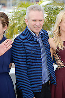 Jean-Paul Gaultier  attending the Jury Photocall during the 65th annual International Cannes Film Festival in Cannes, France, 16.05.2012...Credit: Timm/face to face /MediaPunch Inc. ***FOR USA ONLY***
