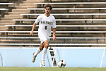 31 August 2008: Wake Forest's Austin da Luz. The Wake Forest University Demon Deacons defeated the Florida International University Panthers 3-0 at Fetzer Field in Chapel Hill, North Carolina in an NCAA Division I Men's college soccer game.