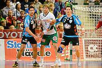 v.l.n.r. Rolf Hermann (TBV), Manuel Späth (FAG), Sebastian Preiß (TBV)
