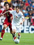 Adam Johnson, Mats Hummels, The Final Germany-England, 06292009, U21 EURO 2009 in Sweden