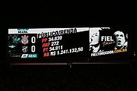 SÃO PAULO, SP 03.04.2019: CORINTHIANS-CEARA - Publico e renda. Corinthians e Ceará durante o jogo de volta, válido pela terceira fase da Copa do Brasil, na Arena Corinthians, zona leste da capital, na noite desta quarta-feira (03). (Foto: Ale Frata/Codigo19)