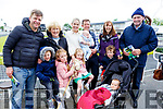 The O'Brien and O'Connor family Listowel at the Listowel June race meeting