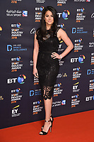 Sam Quek arriving for the BT Sport Industry Awards 2018 at the Battersea Evolution, London, UK. <br /> 26 April  2018<br /> Picture: Steve Vas/Featureflash/SilverHub 0208 004 5359 sales@silverhubmedia.com