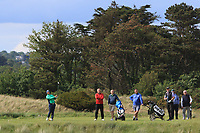 Colm Campbell Jnr (Warrenpoint) on the 15th tee during Round 4 of The East of Ireland Amateur Open Championship in Co. Louth Golf Club, Baltray on Monday 3rd June 2019.<br /> <br /> Picture:  Thos Caffrey / www.golffile.ie<br /> <br /> All photos usage must carry mandatory copyright credit (© Golffile | Thos Caffrey)
