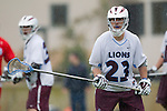 Los Angeles, CA 03/23/11 - unidentified LMU player in action during the Illinois-LMU non conference MCLA game at Loyola Marymount University.