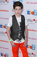 "BURBANK, CA, USA - APRIL 26: Mason Cook at the Lollipop Theater Network's Night Under The Stars Screening Of Twentieth Century Fox's ""Rio 2"" Hosted by Anne Hathaway held at Nickelodeon Animation Studios on April 26, 2014 in Burbank, California, United States. (Photo by Xavier Collin/Celebrity Monitor)"