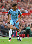 Leroy Sane of Manchester City during the Premier League match at Old Trafford Stadium, Manchester. Picture date: September 10th, 2016. Pic Simon Bellis/Sportimage