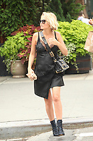 NEW YORK, NY - JULY 14: Lara Bingle  seen on July 14, 2016 in New York City. Credit: DC/Media Punch