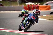 June 11th 2017, Barcelona Circuit, Montmelo, Catalunya, Spain; MotoGP Grand Prix of Catalunya, Race Day; Maverick Viñales of the Movistar Yamaha Motogp Team in action
