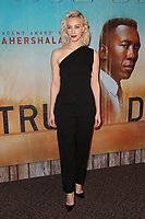LOS ANGELES, CA - JANUARY 10: Sara Gadon at the Los Angeles Premiere of HBO's True Detective Season 3 at the Directors Guild Of America in Los Angeles, California on January 10, 2019.   <br /> CAP/MPI/FS<br /> ©FS/MPI/Capital Pictures