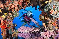 Scuba Diver Portrait