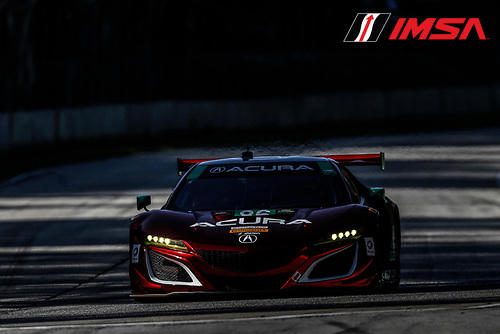 IMSA WeatherTech SportsCar Championship<br /> Continental Tire Road Race Showcase<br /> Road America, Elkhart Lake, WI USA<br /> Saturday 5 August 2017<br /> 86, Acura, Acura NSX, GTD, Oswaldo Negri Jr., Jeff Segal<br /> World Copyright: Michael L. Levitt<br /> LAT Images