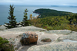 View, Gorham Mountain Trail, Acadia National Park, Maine
