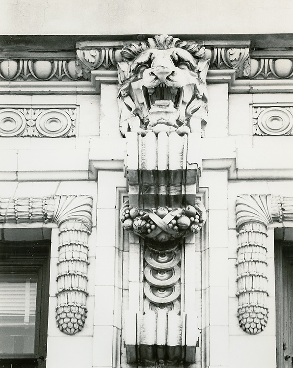 UNDATED..Historical..Royster Building Detail.201 Granby Street...NEG#.NRHA#..