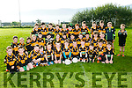 SIOBHAN COTTER BLITZ:  Enjoying the Annual Siobhan Cotter Blitz  in Churchill on Sunday were Austin Stacks U10 and U6