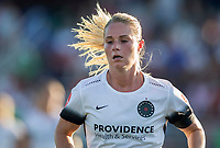 Boyds, MD. - Saturday, June 24 2017:  Amandine Henry during a regular season National Women's Soccer League (NWSL) match between the Washington Spirit and the Portland Thorns FC at Maureen Hendricks Field, Maryland SoccerPlex.<br />  The Washington Spirit defeated the Portland Thorns FC 1-0.