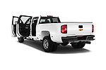Car images of 2017 Chevrolet Silverado-3500HD LT-Crew-DRW 4 Door Pick-up Doors