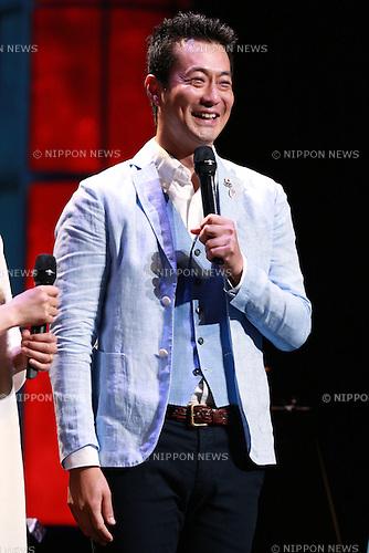 Junichi Miyashita,<br /> JUNE 12, 2015 - News : <br /> JOC Sports Awards ceremony <br /> at Tokyo International Forum, Tokyo, Japan. <br /> (Photo by Shingo Ito/AFLO SPORT)