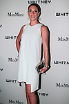 Laura de Gunzburg arrives at the annual Whitney Art Party hosted by the Whitney Contemporaries, and sponsored by Max Mara, at Skylight at Moynihan Station on May 1, 2013.