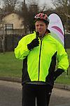 Operation Transformation Leader Mark McArdle at the Operation Transformation 10km cycle from Ardee Parish Centre.