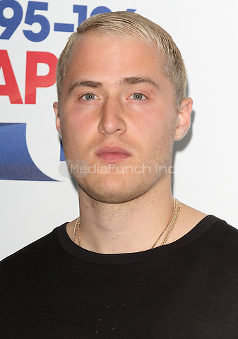Mike Posner at Capital&Otilde;s Summertime Ball with Vodafone at Wembley Stadium, London on June 11th 2016<br /> CAP/ROS<br /> &copy;Steve Ross/Capital Pictures<br /> Mike Posner at Capital&rsquo;s Summertime Ball with Vodafone at Wembley Stadium, London on June 11th 2016<br /> CAP/ROS<br /> &copy;Steve Ross/Capital Pictures /MediaPunch ***NORTH AND SOUTH AMERIcAS ONLY***