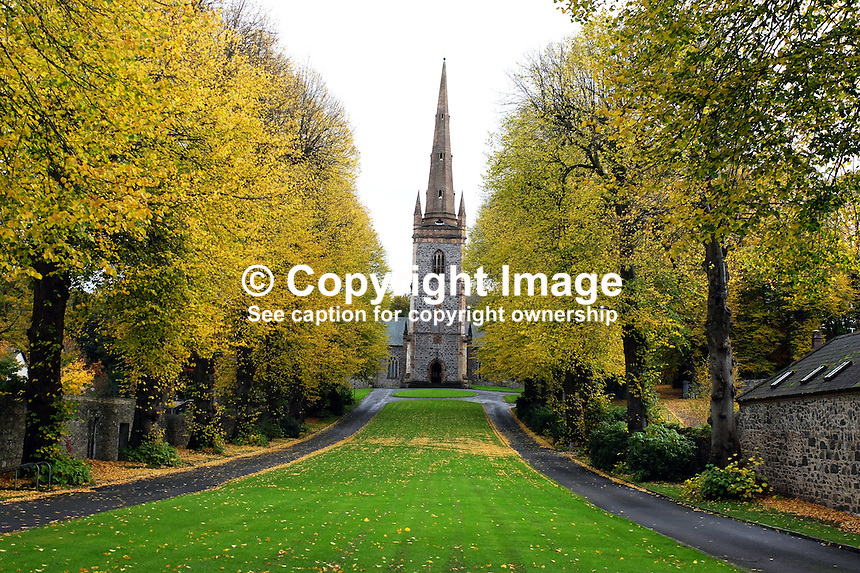 Hillsborough Parish Church, Hillsborough, Co Down, N Ireland, UK, October, 2015, 201510311790<br />