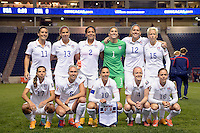 USWNT vs Guatemala, Friday, October 17, 2014
