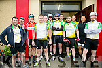 At the Currow Annual cycle on Sunday were Killorglin cycle club