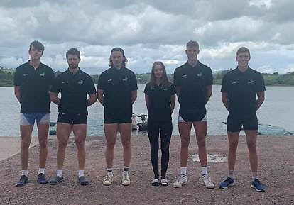 Men's Coxed Four (BM4+) Ross Corrigan (Queens) John Kearney (Cork BC) Jack Dorney (Shandon) Alex Byrne (UCC) Cox: Leah O'Regan (Shandon)
