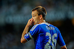 John Terry of Chelsea in action during the Asia Trophy Final match aganist Aston Villa at the Hong Kong Stadium on July 30, 2011 in So Kon Po, Hong Kong. Photo by Victor Fraile / The Power of Sport Images