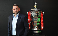 Picture by Simon Wilkinson/SWpix.com - 30/04/2019 - Rugby League RLWC2021 - Deloitte Partnership Deloitte Offices Manchester Jonathan Neill