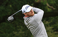 Jens Dantorp (SWE) on the 2nd tee during Round 1 of the Bridgestone Challenge 2017 at the Luton Hoo Hotel Golf &amp; Spa, Luton, Bedfordshire, England. 07/09/2017<br /> Picture: Golffile | Thos Caffrey<br /> <br /> <br /> All photo usage must carry mandatory copyright credit     (&copy; Golffile | Thos Caffrey)