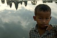 CAMBODIA 2007,SIAM REAP