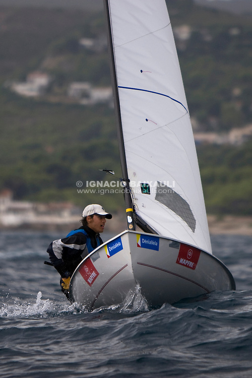 EUROPE CLASS YOUTH EUROPEAN CHAMPIONSHIP 2009, Real Club Náutico de Denia