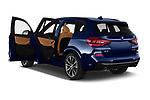 Car images of 2020 BMW X3 M-Sport 5 Door SUV Doors