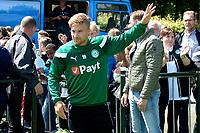 HAREN - Voetbal, Eerste Training FC Groningen  sportpark de Koepel, 01-07-2017,  FC Groningen speler Tom van Weert