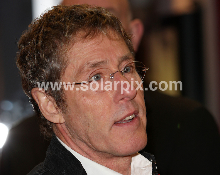 **ALL ROUND PICTURES FROM SOLARPIX.COM**.**WORLDWIDE SYNDICATION RIGHTS**.Guests attend a screening for 'Amazing Journey: The Story of The Who', at the Odeon cinema, High Street Kensington, London. 5th November 2007..This pic: Roger Daltrey..JOB REF: 5283 SSD     DATE: 05_11_2007.**MUST CREDIT SOLARPIX.COM OR DOUBLE FEE WILL BE CHARGED* *UNDER NO CIRCUMSTANCES IS THIS IMAGE TO BE REPRODUCED FOR ANY ONLINE EDITION WITHOUT PRIOR PERMISSION*