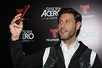 DORAL, FL - NOVEMBER 6: Quique Usale on the red carpet for Telemundo's season premiereofSenora Acero,La Coyote in CineBistro at City Place Doral, Florida. November 6, 2017. Credit: mpi140 / MediaPunch /NortePhoto.com