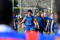20180620 College Rugby - St Bernard's College v Hato Paora College