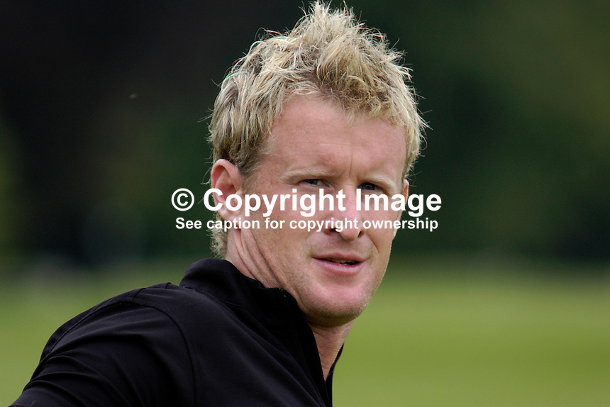 This image was taken at the K Club, Co Kildare, Ireland, during the Smurfit European Open Golf Championship practice and Pro-Am days...Copyright Image from Victor Patterson, 54 Dorchester Park, Belfast, UK, BT9 6RJ..Tel: +44 28 9066 1296.Mob: +44 7802 353836.Voicemail +44 20 8816 7153.Skype: victorpattersonbelfast.Email: victorpatterson@mac.com.Email: victorpatterson@ireland.com (back-up)..IMPORTANT: If you wish to use this image or any other of my images please go to www.victorpatterson.com and click on the Terms & Conditions. Then contact me by email or phone with the reference number(s) of the image(s) concerned.