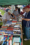 Book stall at fete