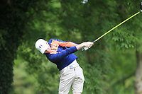 Fionn Hickey (Muskerry) during the final round of the Connacht Boys Amateur Championship, Oughterard Golf Club, Oughterard, Co. Galway, Ireland. 05/07/2019<br /> Picture: Golffile | Fran Caffrey<br /> <br /> <br /> All photo usage must carry mandatory copyright credit (© Golffile | Fran Caffrey)